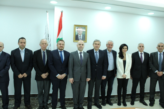 Two Memoranda of Understanding Signed between the MoPH, AUB and USJ under the Patronage of Hasbani